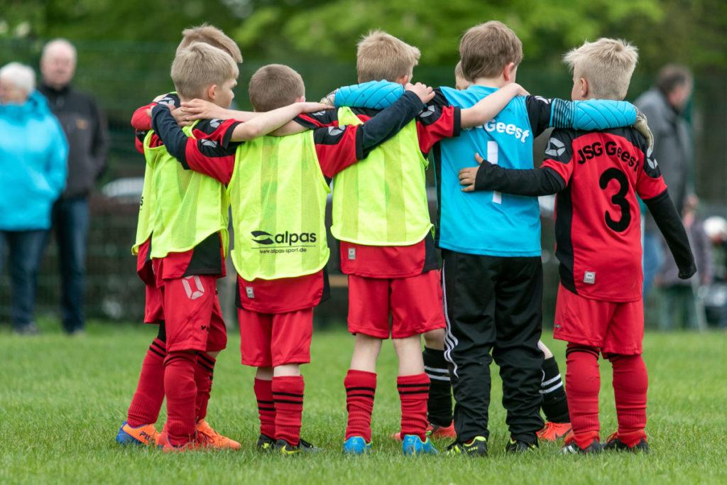 Fußballtraining für Anfänger