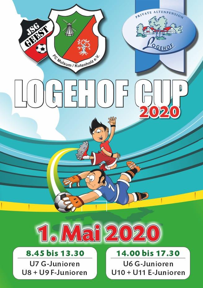 Absage Logehof-Cup